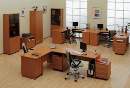"""Комплект офисной мебели """"Аскент"""""""